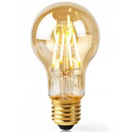 Nedis Wi-Fi Smart LED Filament Bulb E27 A60 5W 500 lm   306183