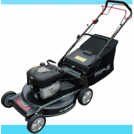 ProPlus 22in Self Propelled Petrol Lawnmower 6hp B&S with Mulch - 67768