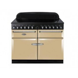 Stanley Supreme Deluxe 99650 110CM Induction Range Cooker - Cream