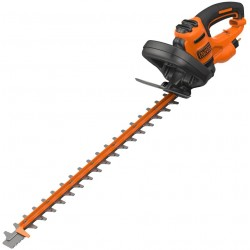 Black & Decker 60cm 600W Hedge Trimmer with SAW BLADE | BEHTS501