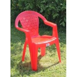 Kids Tonga Chair Red | KICHRD548