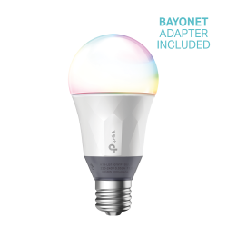 TP-Link Kasa Smart Wi-Fi LED Bulb with Multicolour | LB130