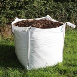 Garden Living Bark Mulch Medium Chip Bulk Bag