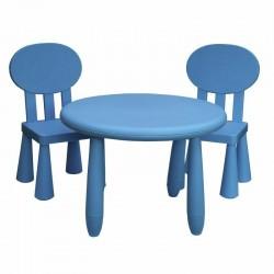 Funky Kids 2 Seater Set Blue REKIBU115