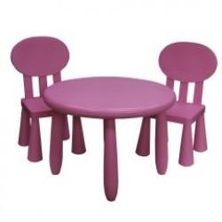 Funky Kids 2 Seater Set Pink | REKIPK115