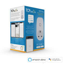 TCP TCPSCK Smart WiFi Single plug