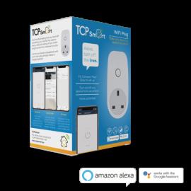TCP TCPSCK Smart WiFi Single plug