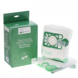 Vacspare VAC373 Microfibre Bags to fit Numatic Henry