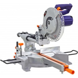 Protool 255mm Sliding Mitre Saw with Laser Guide | PTMSRX255